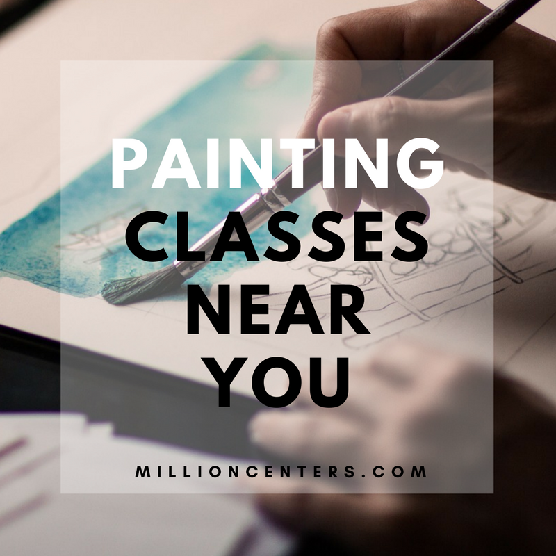 millioncenters painting classes near you ig