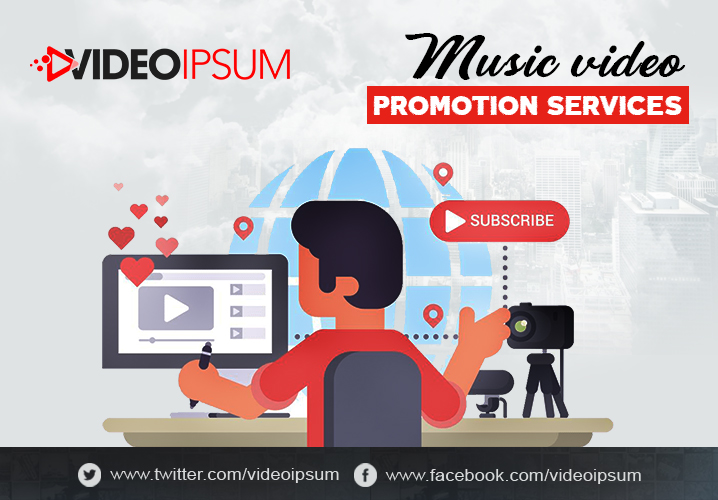 Music Video Promotion Services from the Best Site Will Develop Your