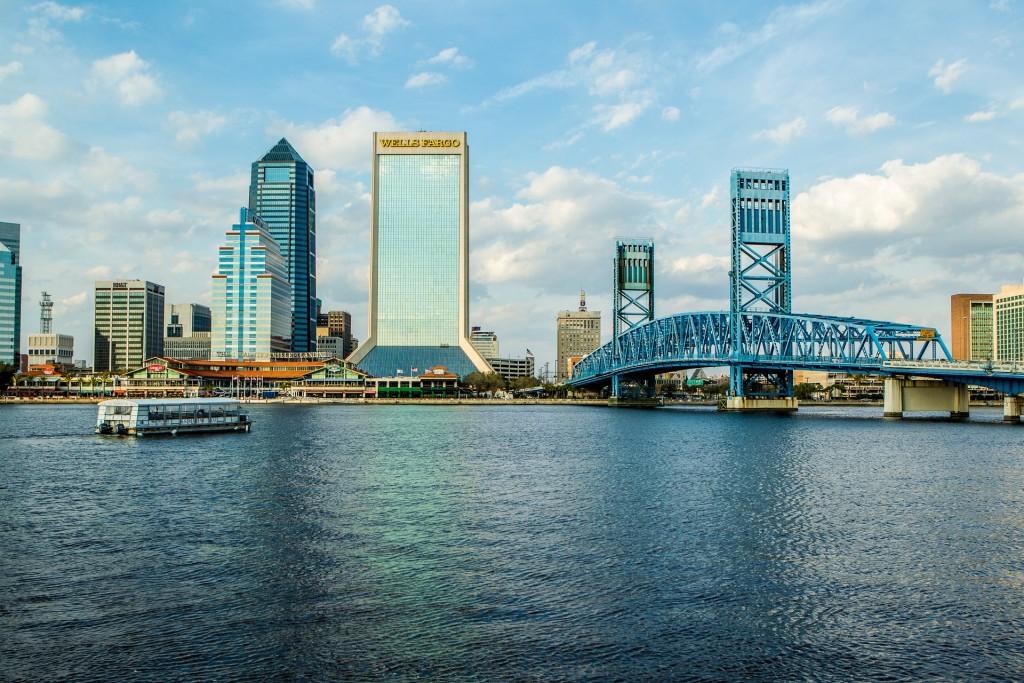 Downtown Jacksonville skyline Credit Ryan Ketterman