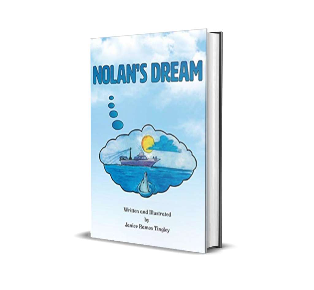 Nolans Dream written and illustrated by Janice Ramos Tingley