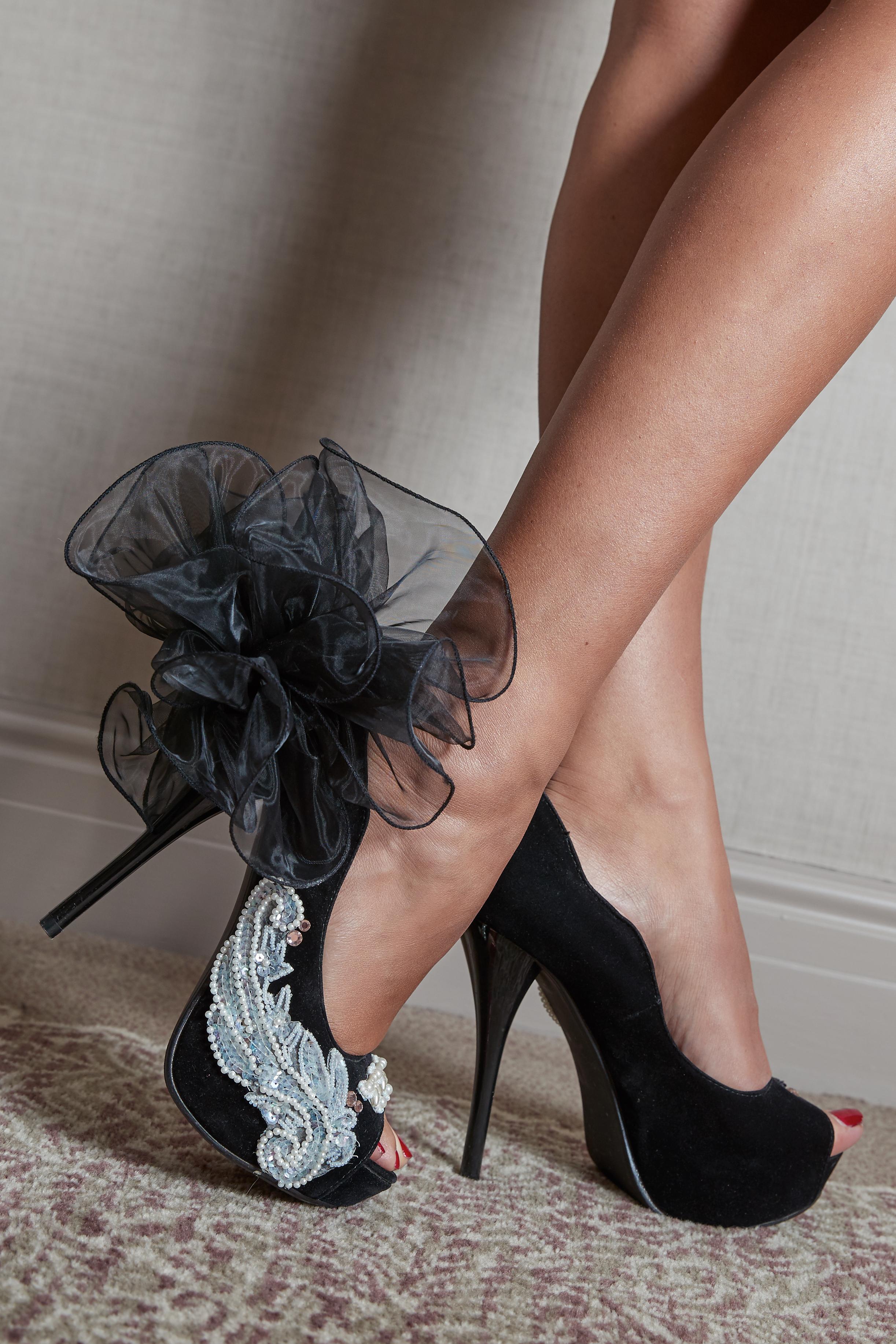 Kilame shoes design by Pamela Quinzi