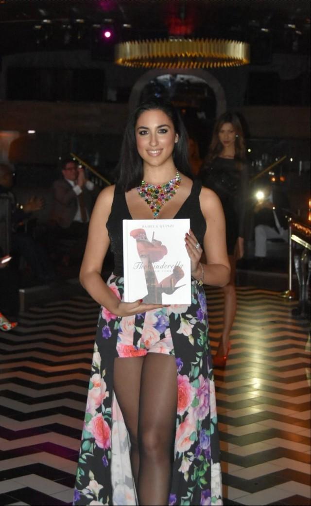 Celebrity Fashion Designer Pamela Quinzi