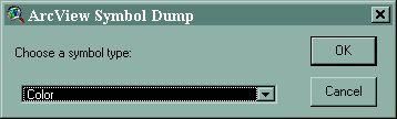 Symbol Dump Window