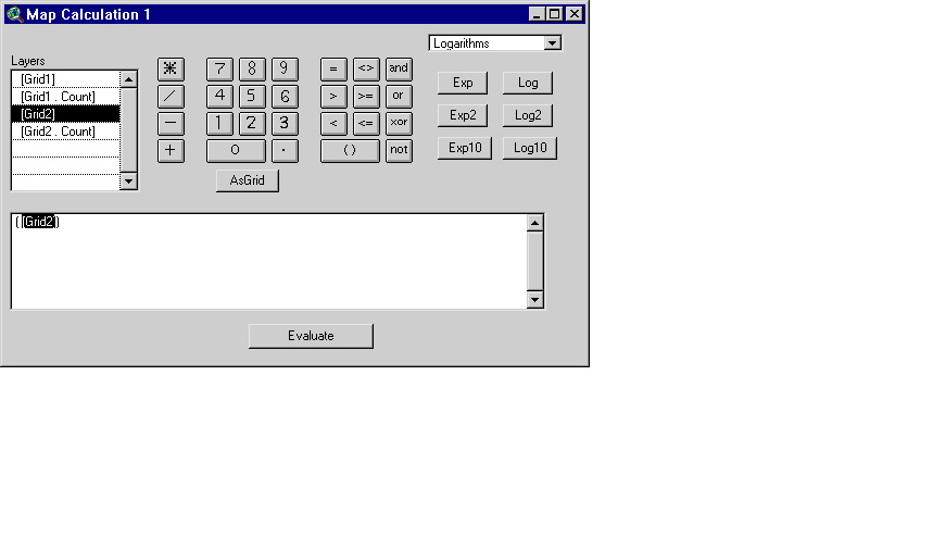 [O-Image] Map Calculator