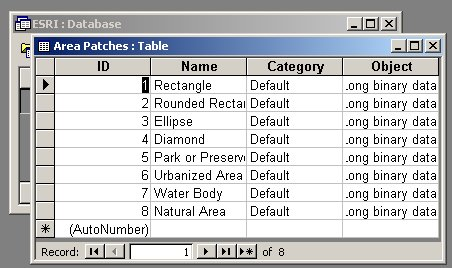 [O-Image] Style subfolder table in Microsoft Access 2000