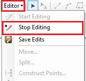 Stop Editing