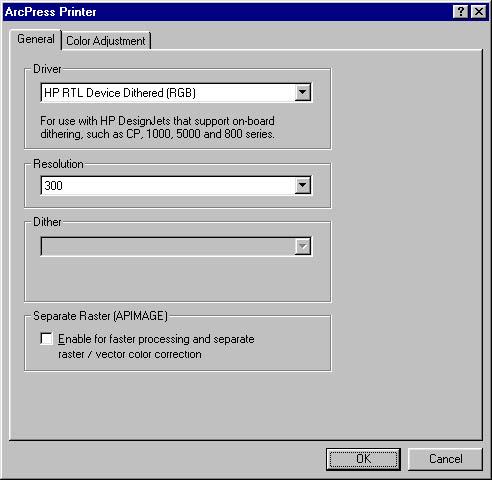 [O-Image] ArcMap 8.x ArcPress RTL DD RGB props