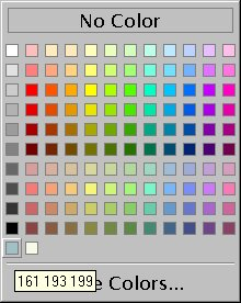 [O-Image] Transparent shade in color palette
