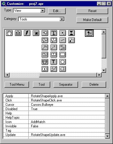 [O-Image] Rotate Shapefile New tool image.