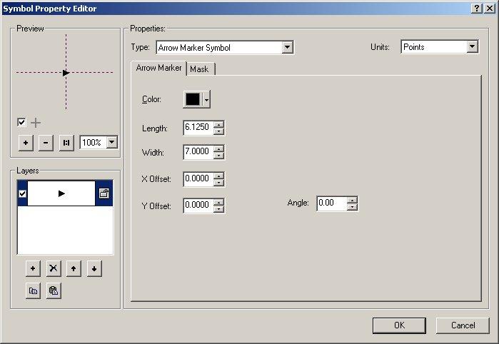 [O-Image] Symbol Property Editor dialog box