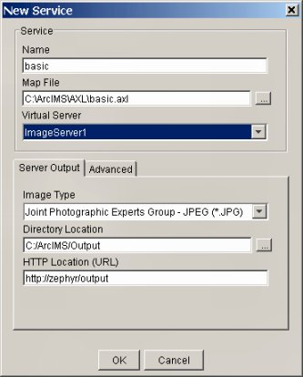 [O-Image] Add a new service