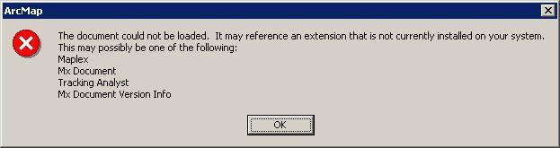 [O-Image] MXD Error