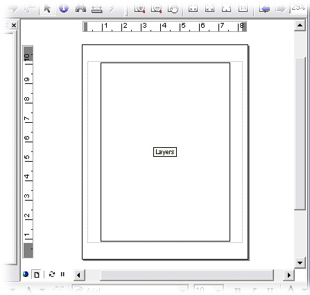 [O-Image] large margins