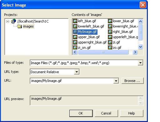 [O-Image] Select Image Dialog