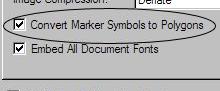 [O-Image] Convert Marker Symbols option