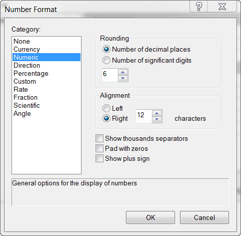 [O-Image] Number Format dialog box