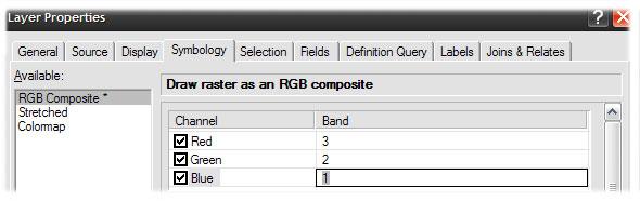 [O-Image] Reorder bands