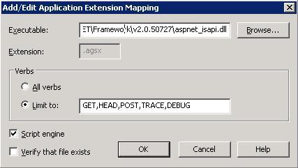 [O-Image] Add/Edit Application Extension Mapping