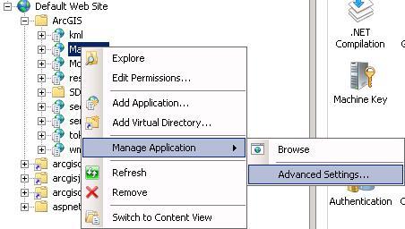 [O-Image] IIS_Advanced_settings
