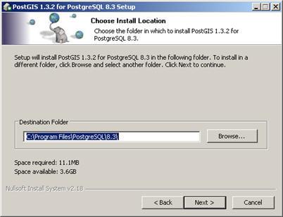 How To: Install PostgreSQL 8 3 0, ArcSDE 9 3, and PostGIS 1 3 2 on