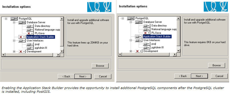 How To: Install PostgreSQL 8 3 0, ArcSDE 9 3, and PostGIS