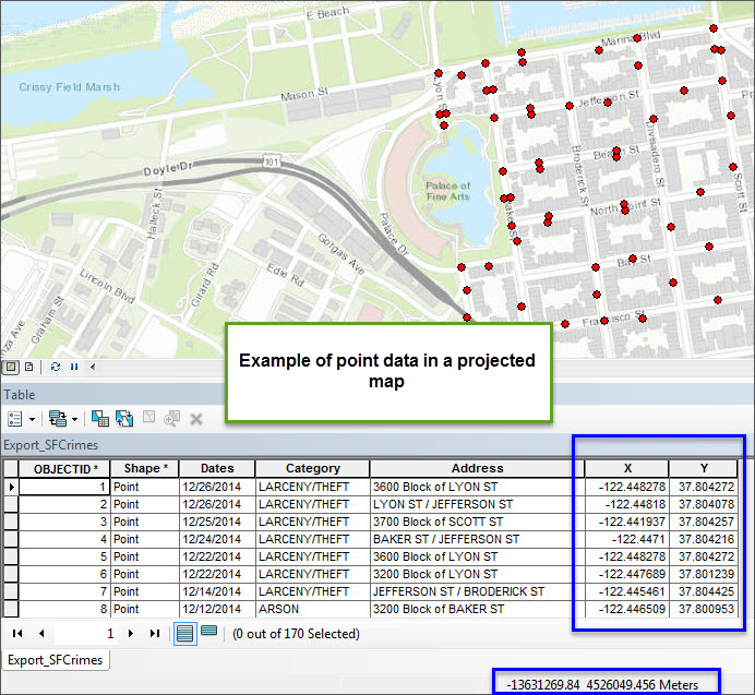 How To: Create point features using coordinates in the ... Map Coordinates App on map time, map of castries st. lucia, map name, map equation, map designs, map history, map letters, map map of london uk, map of san juan hill battle, map orientation, map of christianity in the world, map of all of america, map of africa and madagascar, map longitude, map of equator and tropics, map skills grade 3 printables, map reading practice, map lines, map of colorado, map of africa with physical features,