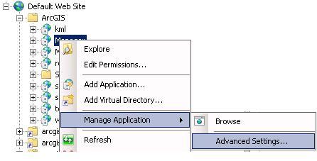 [O-Image] Web Application Advanced Settings