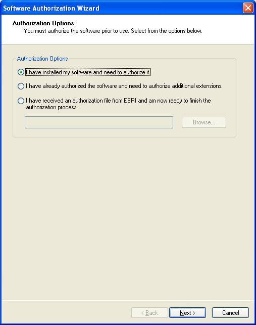 [O-Image] Authorization Options