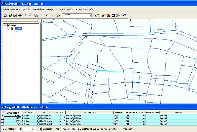 [O-Image] Tele Atlas Street Data