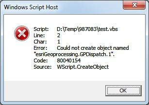 [O-Image] Windows Script Host error message