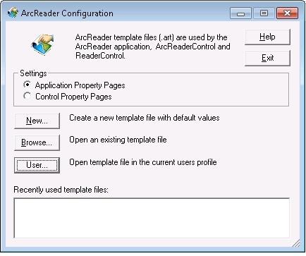 [O-Image] ArcReader 10.0 Configuration splash screen