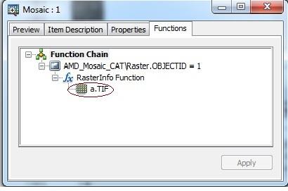 [O-Image] Functions Tab