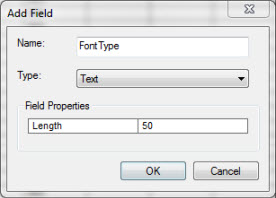 How To: Include table fields in a VBScript label expression and use
