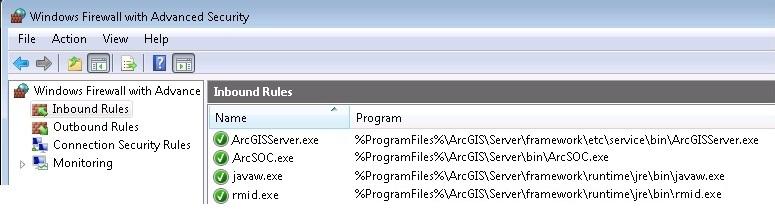[O-Image] Windows Firewall Dialog