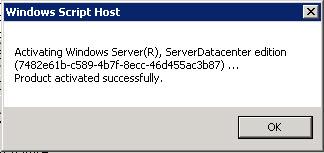 [O-Image] Windows Script Host