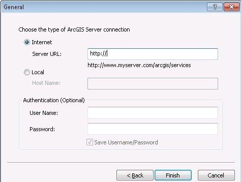 [O-Image] ArcGIS Server Connection 10.0