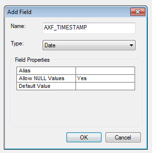 [O-Image] Add a new Date Field