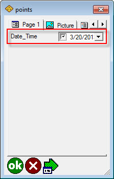 [O-Image] Add date and time