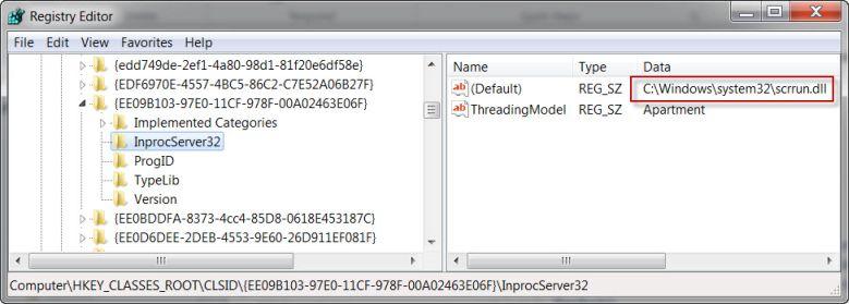 [O-Image] Registry Editor
