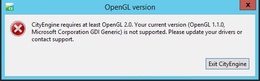 [O-Image] OpenGl Error