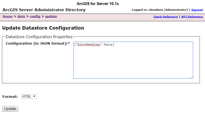[O-Image] ArcGIS for Server 10.1x