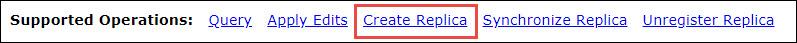 Click Create Replica.