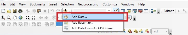 How To: Display an AutoCAD drawing file in ArcMap