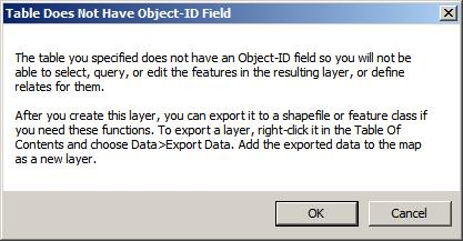 How To: Import XY data tables to ArcMap and convert the data to a