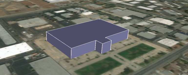 3D Building in ArcGIs Earth