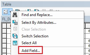 How To: Add leading zeros to values in a field in an