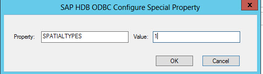 How To: Configure an ODBC driver to connect to a SAP HANA database