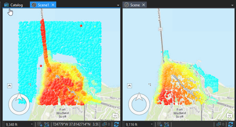How To: Extract features from lidar data in ArcGIS Pro