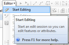 Image of the Editor toolbar