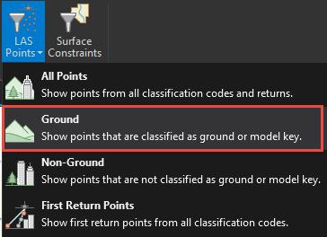 Select Ground.